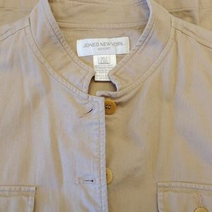 Women's Cargo Jacket Size XL